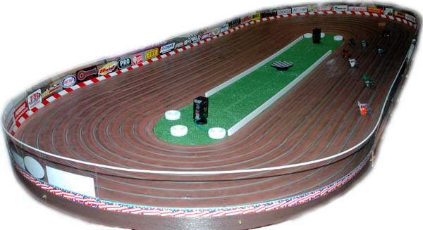 Big Daddy's Race Center - Racetrack Photo